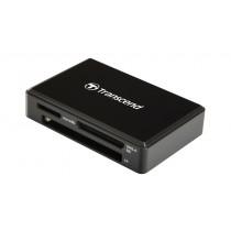 Картрідер SD/microSD/CF Transcend RDF9 USB 3.1 (Type-A) - RDF9K2