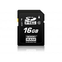 Картка пам'яті SD GOODRAM 16ГБ pSLC -40°C~85°C (SDC16GDPGRB)