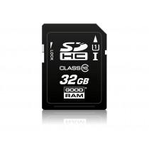 Картка пам'яті SD GOODRAM 32ГБ pSLC 0°C~70°C (SDC32GCPGRB)