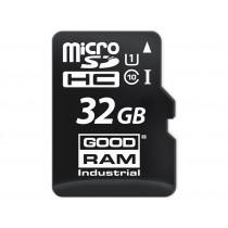 Картка пам'яті microSD GOODRAM 32ГБ MLC -25°C~85°C (SDU32GGMGRB)