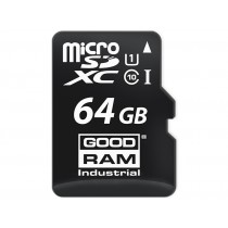 Картка пам'яті microSD GOODRAM 64ГБ MLC -25°C~85°C (SDU64GGMGRB)