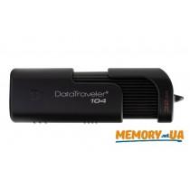 Флеш накопичувач Kingston DataTraveler 104 32ГБ USB 2.0