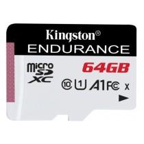 Картка пам'яті Kingston 64ГБ microSD