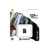 Картка пам'яті microSDXC Kingston Canvas Select Plus 256ГБ (SDCS2/256GBSP)