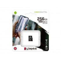Картка пам'яті microSDXC Kingston Canvas Select Plus 256ГБ (SDCS2/256GBSP)
