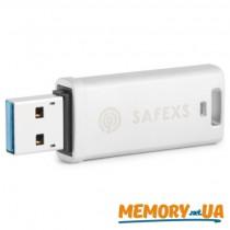 Флеш накопичувач з апаратним шифруванням і антивірусним захистом Safexs Protector XT