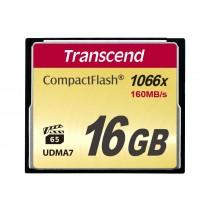 Картка пам'яті Transcend CF1000 16ГБ 1066X MLC (TS16GCF1000)
