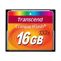 Картка пам'яті Transcend CF133 16GB 133X MLC (TS16GCF133)