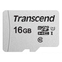 Картка пам'яті microSD Transcend 300S 16ГБ (TS16GUSD300S)