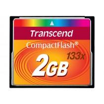 Картка пам'яті Transcend CF133 2GB 133X MLC (TS2GCF133)
