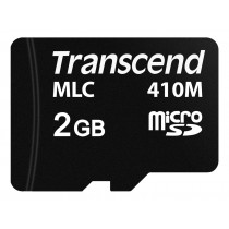 Картка пам'яті Transcend microSD 410M 2ГБ - TS2GUSD410M