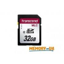 Карта пам'яті Transcend Industrial 32GB  SDHC (Class 10), MLC (TS32GSDHC10M)