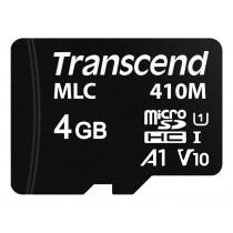 Картка пам'яті Transcend microSDHC 410M 4ГБ - TS4GUSD410M