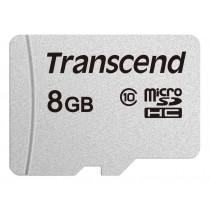 Картка пам'яті microSD Transcend 300S 8ГБ (TS8GUSD300S)
