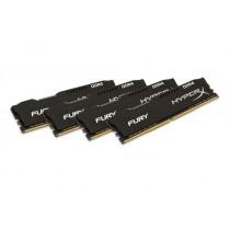 HyperX FURY Оперативна пам'ять 16GB DDR4−2666MHz DIMM (HX426C15FBK4/16)