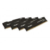 HyperX FURY Оперативна пам'ять 64GB DDR4−2666MHz DIMM (HX426C16FBK4/64)