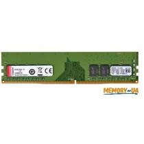 Оперативна пам'ять DDR4 Non-ECC DIMM 16GB 2400MHz (KVR24N17D8/16)