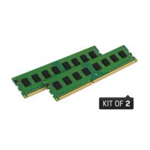 Оперативна пам'ять для ПК DDR4 2400MHz 8GB (Kit of 2) (KVR24N17S6K2/8)