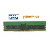 Модуль пам'яті GoodRAM 16ГБ 2666МГц DDR4 ECC Небуферизований UDIMM 2Rx8