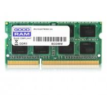 Модуль пам'яті GoodRAM 2ГБ DDR3 1066МГц CL7 SODIMM