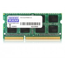 Модуль пам'яті GoodRAM 8ГБ DDR3 1600МГц CL11 SODIMM 1.35В