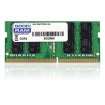 Модуль пам'яті GoodRAM 8ГБ DDR4 2400МГц CL17 SODIMM