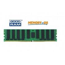 Модуль пам'яті GoodRAM 32ГБ 2400МГц DDR4 ECC зі Зниженим Навантаженням CL17 LRDIMM