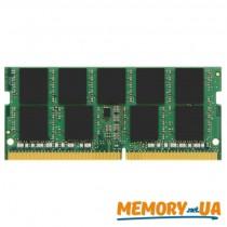 Оперативна пам'ять DDR4 ECC SO-DIMM 8GB for Lenovo (KTL-TN424E/8G)