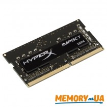 Kingston HyperX Impact 4GB DDR4 SO-DIMM (HX424S14IB/4)