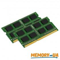 Оперативна пам'ять Kingston 16GB DDR3 SODIMM (KVR16S11K2/16)