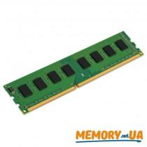 Оперативна пам'ять Kingston 4GB DDR3 (KCP316NS8/4)