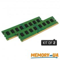 Оперативна пам'ять Kingston 8GB DDR3 DIMM (KVR13N9S8HK2/8)