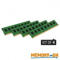 Оперативна пам'ять Kingston 32GB DDR3 DIMM (KVR1333D3N9HK4/32G)