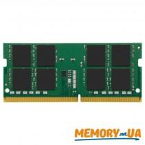 Оперативна пам'ять DDR4 SODIMM 16GB 2666MHz (KVR26S19D8/16)