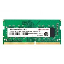 Пам'ять содим Transcend JetRam 16ГБ DDR4 2666МГц - JM2666HSE-16G