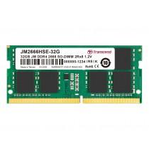 Пам'ять содим Transcend JetRam 32ГБ DDR4 2666МГц - JM2666HSE-32G