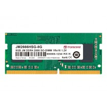 Пам'ять содим Transcend JetRam 8ГБ DDR4 2666МГц - JM2666HSG-8G