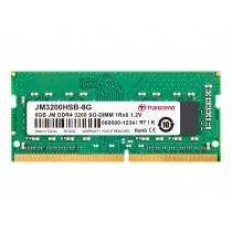 Пам'ять содим Transcend JetRam 8ГБ DDR4 3200МГц - JM3200HSB-8G