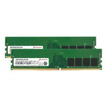 Оперативна пам'ять Transcend JetRam 16ГБ DDR4 3200МГц - JM3200HLB-16GK