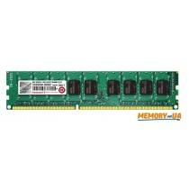 Оперативна пам'ять DDR3 ECC UDIMM 8GB (TS1GLK72V3H)
