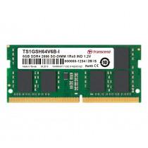 Оперативна пам'ять промислового класу для ноутбуку DDR4 SODIMM 8ГБ 2666МГц 1Rx8 CL19 (TS1GSH64V6B-I)