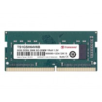 Оперативна пам'ять Transcend 8ГБ DDR4 2666МГц Non-ECC SODIMM (TS1GSH64V6B)