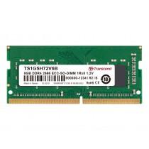 Оперативна пам'ять Transcend 8ГБ DDR4 2666МГц ECC SODIMM (TS1GSH72V6B)