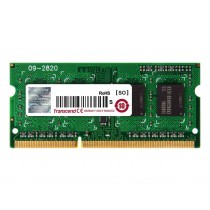 Оперативна пам'ять Transcend 8ГБ DDR3L 1866МГц CL13 2Rx8 Non-ECC Unbuffered SODIMM (TS1GSK64W8H)
