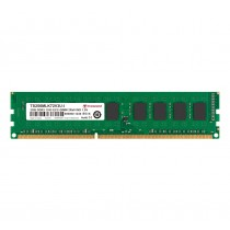 Оперативна пам'ять Transcend 2ГБ DDR3 1333МГц CL9 2Rx8 ECC Unbuffered DIMM (TS256MLK72V3U-I)