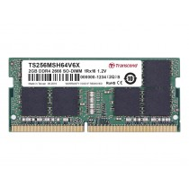 Оперативна пам'ять Transcend 2ГБ DDR4 2666МГц CL19 1Rx16 Non-ECC Unbuffered DIMM (TS256MSH64V6X)
