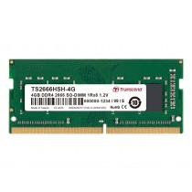 Оперативна пам'ять Transcend 4ГБ DDR4 2666МГц Non-ECC SODIMM (TS2666HSH-4G)