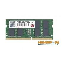 Модуль пам'яті для ноутбуку Transcend 16GB 2666MHz DDR4 Non-ECC CL19 SO-DIMM 2Rx8