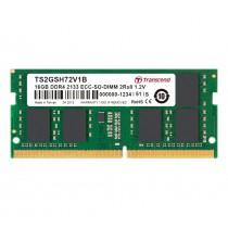 Оперативна пам'ять для серверу DDR4 ECC SODIMM 16ГБ 2133МГц Промислового класу (TS2GSH72V1B-I)