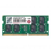 Оперативна пам'ять Transcend 16ГБ DDR4 2400МГц CL17 2Rx8 ECC Unbuffered SODIMM (TS2GSH72V4B-I)
